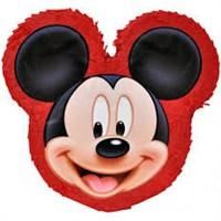 Parti Şöleni Mickey Mouse Pinyata + Sopası 1 Adet