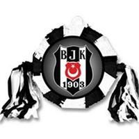 Parti Şöleni Beşiktaş Pinyata + Sopası