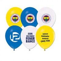 Parti Şöleni Fenerbahçe Balon 20 Adet