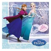 Parti Şöleni Frozen Peçete 20 Adet