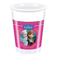 Parti Şöleni Frozen Bardak 8 Adet