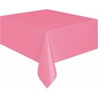 Parti Şöleni Pembe Pastel Masa Örtüsü 1 Adet