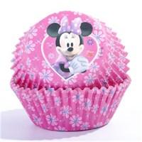 Parti Şöleni Minnie Mouse Muffin 24 Adet
