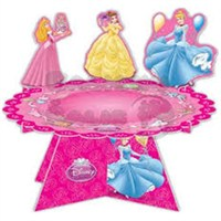 Parti Şöleni Prensesler Cupcake Stand