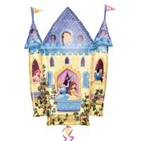 Parti Şöleni Prensesler Folyo Balon 1 Adet
