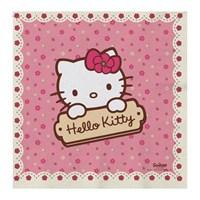 Parti Şöleni Hello Kitty Peçete 20 Adet