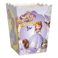 Parti Şöleni Sofia Popcorn Kutusu 8 Adet