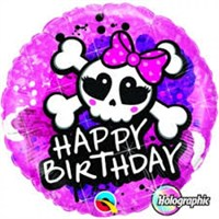 Parti Şöleni Monster High Folyo Balon