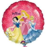 Parti Şöleni Prensesler Folyo Balon