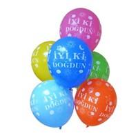 Parti Şöleni İyi Ki Doğdun Baskılı Balon 20 Adet