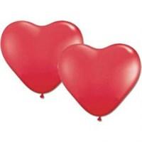 Parti Şöleni Kalp Balon 20 Adet
