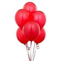Parti Şöleni Kırmızı Balon 20 Adet
