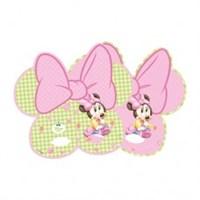 Parti Şöleni Baby Minnie Mouse Maske