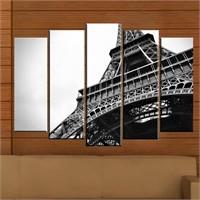 Canvastablom B195 Eyfel Kulesi Parçalı Tablo
