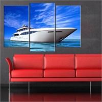 Canvastablom Ü73 Gemi Parçalı Tablo