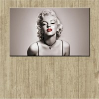 Canvastablom T339 Marilyn Monroe Kanvas Tablo