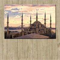 Canvastablom T342 Sultan Ahmet Camii Kanvas Tablo