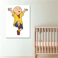 Canvastablom T345 Caillou Kanvas Tablo