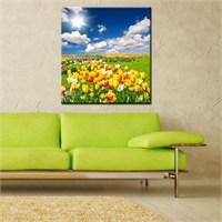 Canvastablom Kr29 Çiçek Kanvas Tablo