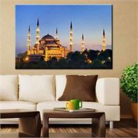 Canvastablom T87 Sultan Ahmet Camii Kanvas Tablo