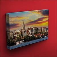 Canvastablom T106 İstanbul Kanvas Tablo