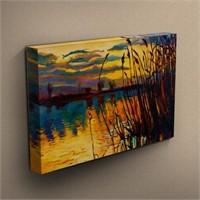 Canvastablom T252 Manzaralı Kanvas Tablo