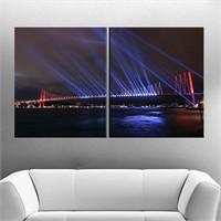 Canvastablom İ230 Köprü Parçalı Tablo