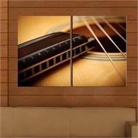 Canvastablom İ299 Gitar Telleri Parçalı Tablo