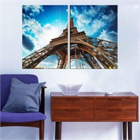 Canvastablom İ118 Eyfel Kulesi Tablo