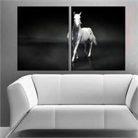 Canvastablom İ404 Horse Canvas Tablo