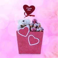 Sevgiliye Romantik Tatlı Aşık Hediyesi