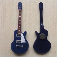 Minyatür Gitar Magnetler Ahşap Mın10-4