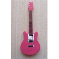 Minyatür Gitar Magnetler Ahşap Mın10-13