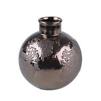 Thanx Co Gold Globe Vazo