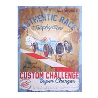 Thanx Co Authentic Race Duvar Panosu