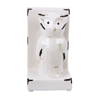 Thanx Co Owl Kitap Tutucu