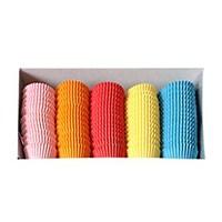KullanAtMarket Renkli Mini Muffin Kağıdı 1000 Adet