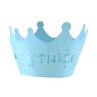 KullanAtMarket Prens Taç Kek Taci 10 Adet