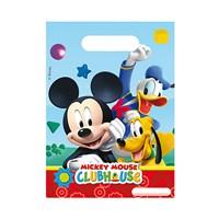 Kullanatmarket Mickey Playful Parti Çantası 6 Adet