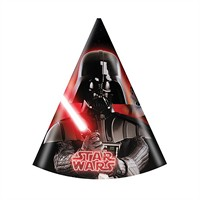 Kullanatmarket Star Wars Heroes Külah Şapka 6 Adet