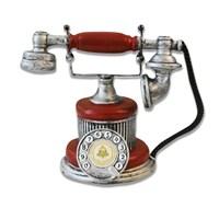 Cebay Home Nostalji Hazneli Telefon Müzik Kutusu
