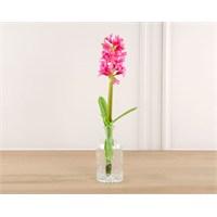 Madame Coco Dekoratif Yapay Çiçek Pembe Sümbül