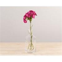 Madame Coco Dekoratif Yapay Çiçek Pembe Karanfil 52 Cm
