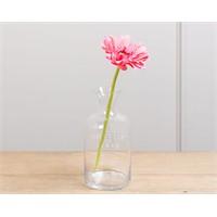 Madame Coco Dekoratif Yapay Çiçek Pembe Yıldız Çiçeği