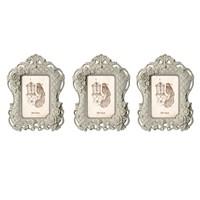 Cadran Home Dekoratif 3'Lü Resim Çerçevesi Chc41