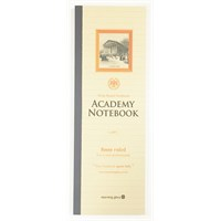 Morning Glory Academy Notebook - Akademi Not Defteri