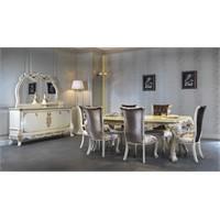Evgör Filika Klasik Yemek Odası