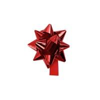 KullanAtMarket Metalik Kırmızı Paket Süsü 100 Adet