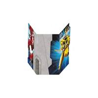 KullanAtMarket Transformers 2 Davetiye 6 Adet