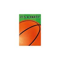 KullanAtMarket Fanatik Basketbol Davetiye 8 Adet